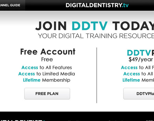 Digital Dentristry