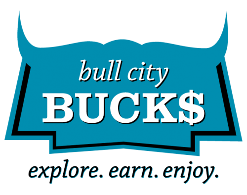 Bull City Bucks Full Logo